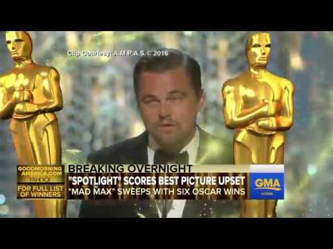 Oscar 2016   FULL SHOW Highlights