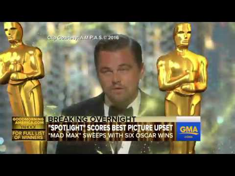 Oscar 2016 | FULL SHOW Highlights
