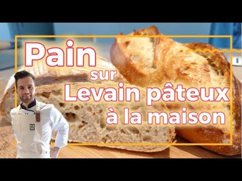 pain-sur-levain-pâteux-à-la-maison