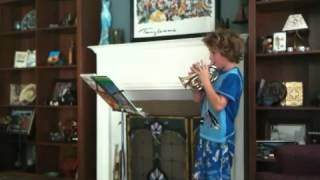 Keith Olympic Fanfare Trumpet