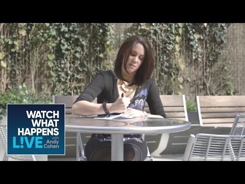 Amy Phillips presents SURveillance with Kristen Doute  WWHL