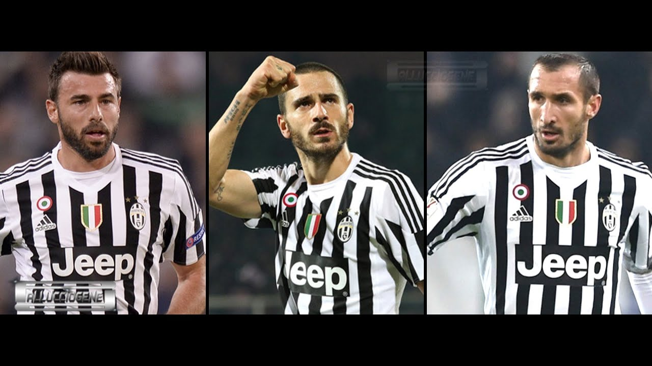 Image result for bbc juventus 2017 cellini