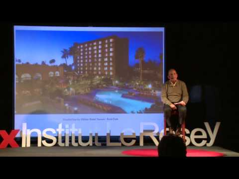 Follow Your Own Path: John Ceriale at TEDxInstitutLeRosey