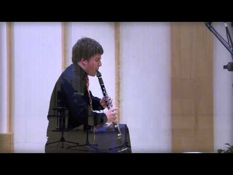 Gioacchino Rossini: Introduction, Theme and Variations for Clarinet and Piano
