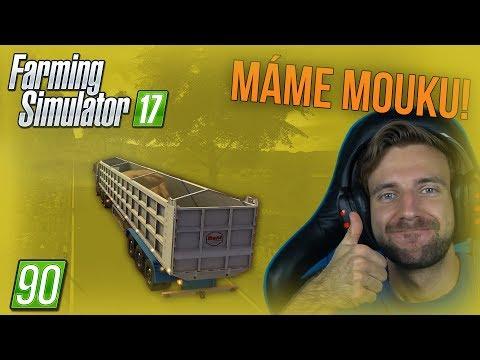 MÁME MOUKU! | Farming Simulator 17 #90 thumbnail
