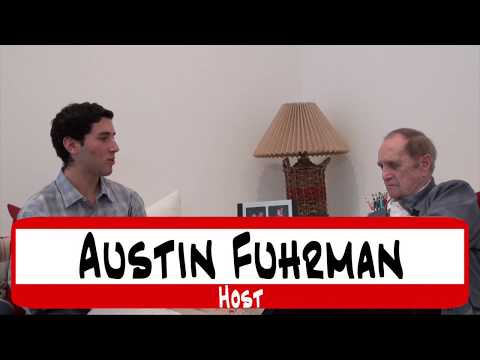 meet up with austin stops by Bob Newhart's house for an exclusive interview with a comedy icon