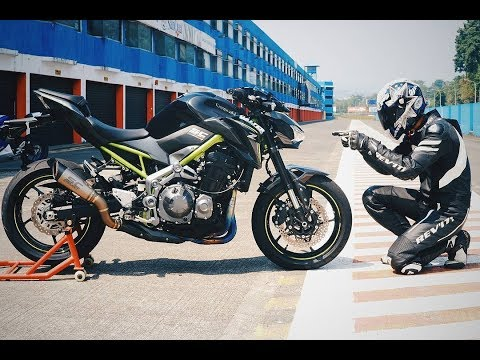 SC Project S1 Exhaust Kawasaki Z900 - YouTube