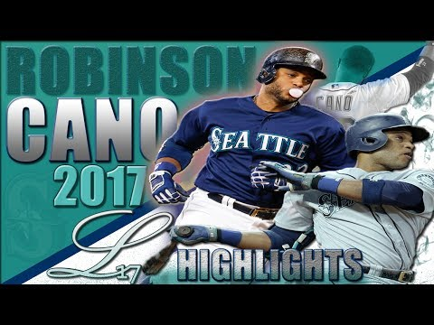 "Mix - Robinson Cano 2017 Highlights || ""Boujee"" 