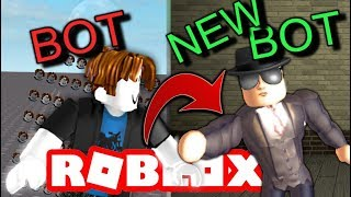 ROBLOX BOTS ARE EVOLVING... They are becoming more advanced!