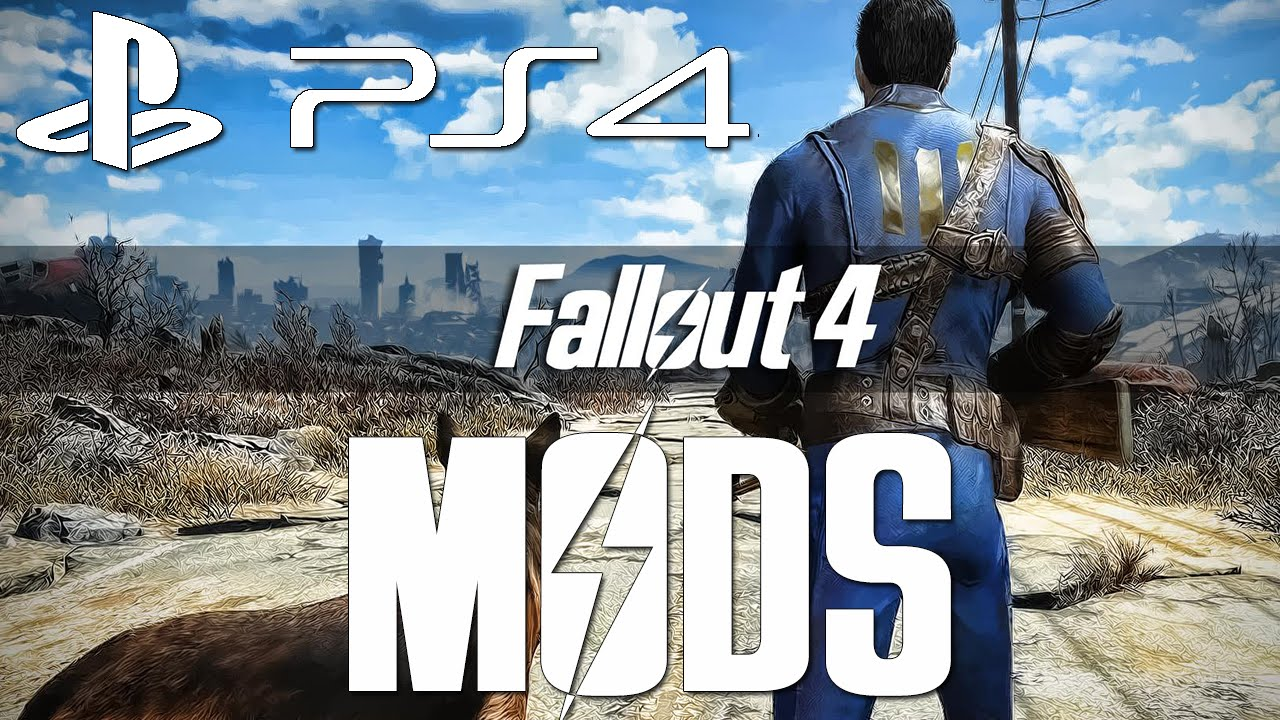 Fallout 4 ps4 mods confirmed creation kit coming to consoles youtube - What consoles will fallout 4 be on ...