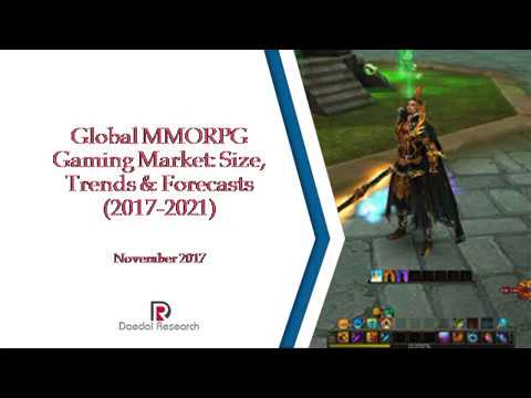 Global MMORPG Gaming Market: Size, Trends & Forecasts (2017-2021)