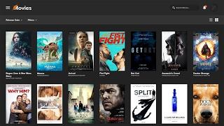 Web Design Speed Art - Movie Site | Buy Tickets | Watch Movies - in Adobe Xd
