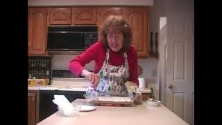 Tasty Treats From Anne's Kitchen - Warm S'mores Bars