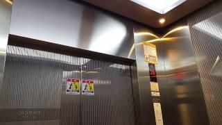 대전광역시 유성구 봉명동 푸르지오시티 오티스 엘리베이터