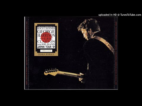1991 Eric Clapton Old Love   Historic Guitar Solo!