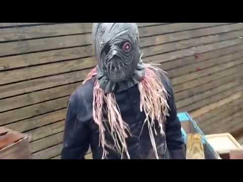 Cornered Haunted House DayTime Full HD 2015 Howl O Scream