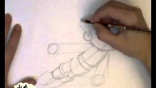 como dibujar a Astroboy