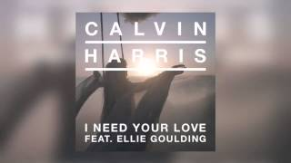Ellie Goulding - I Need Your Love (Official Instrumental Version)