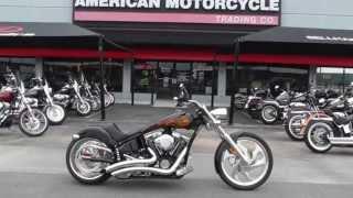 2007 American Ironhorse Bandera - Used Motorcycle For Sale - Stafaband