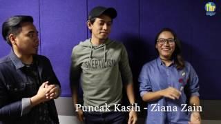 Khai Bahar Diuji Nyanyi 5 Lagu Bernada Tinggi