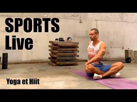 Colina Sports | Séance de Yoga & Hiit #31