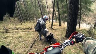 Эндуро покатушки - назад дороги нет | Russian Enduro - Point of No Return