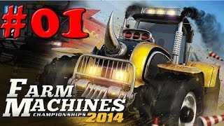 Farm Machines Championship 2014 Gameplay Español HD 1080p 01