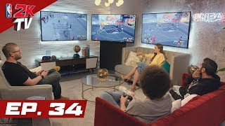 2KTV Challenge Goes 3v3 on The Playground - NBA 2KTV S4. Ep.34 thumbnail