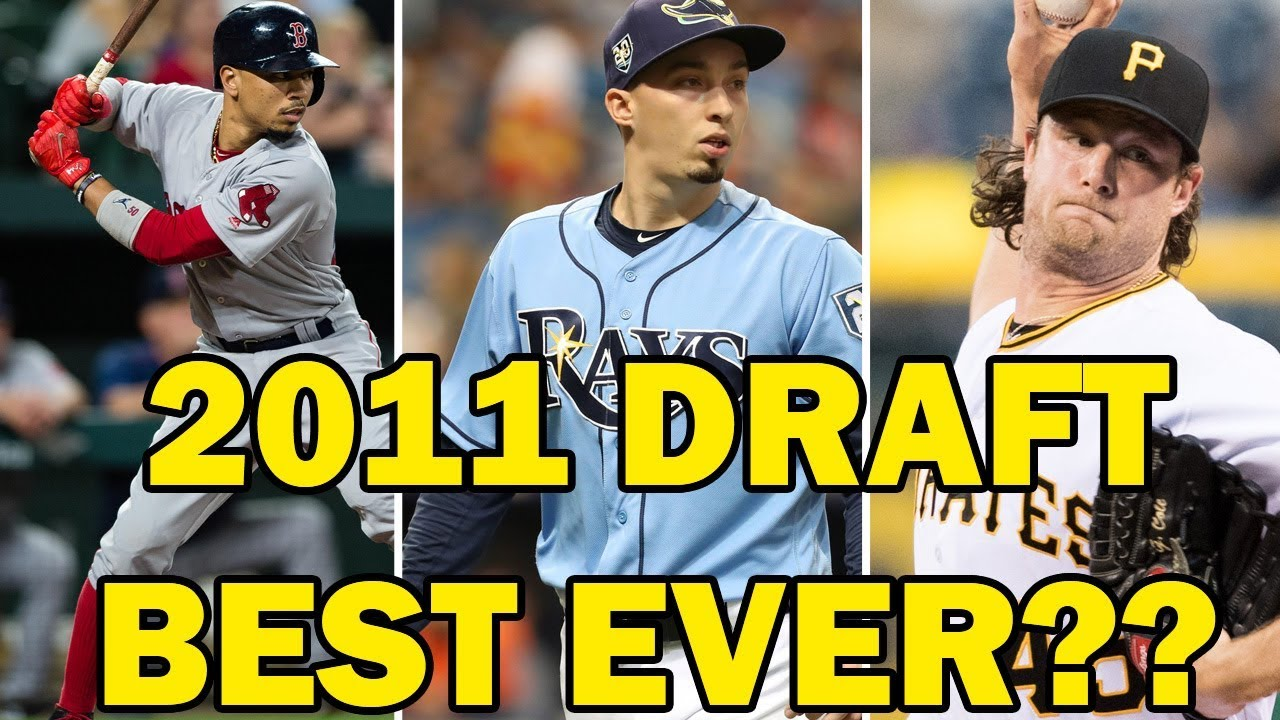 5224ede6f BEST MLB DRAFT EVER    A LOOK BACK AT THE 2011 MLB DRAFT - YouTube