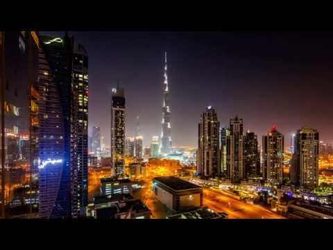 Business Bay - Downtown Dubai, United Arab Emirates - 4K Timelapse