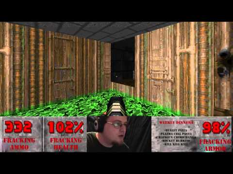 (14) Brutal Doom - Black Metal (Marine Massacre!) Shores of Hell Level 4 Part 2