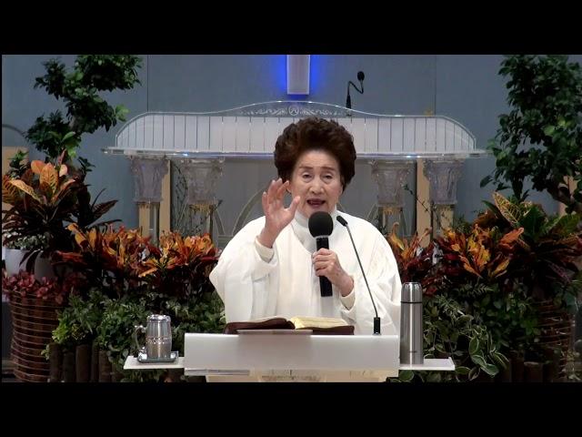 주님의 뜻을 알고 끝까지 순종하는 좋은 땅에 뿌리운 씨앗 (아멘충성교회 이인강목사님)