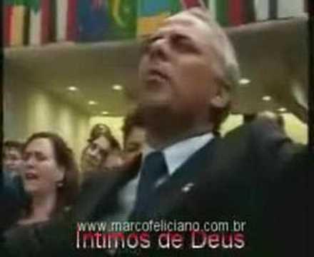Pastor Marco Feliciano - Intimos de Deus