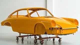 1973 Porsche 911 S Restoration Project