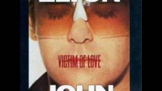 Download Elton John - Warm Love in a Cold World (Victim of Love 2 of 7) MP3 song and Music Video