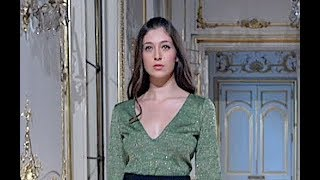 MARIA ARISTIDOU Fall 2018 Haute Couture Paris - Fashion Channel