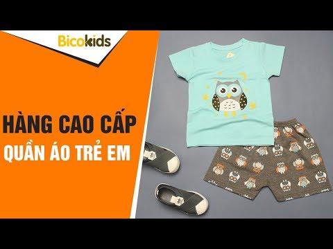 Lấy Sỉ Quần Áo Trẻ Em  [Bicokids – Bicokids.com]
