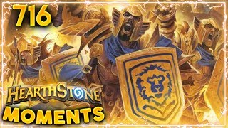 Retro Hearthstone Be Like...!! | Hearthstone Daily Moments Ep. 716