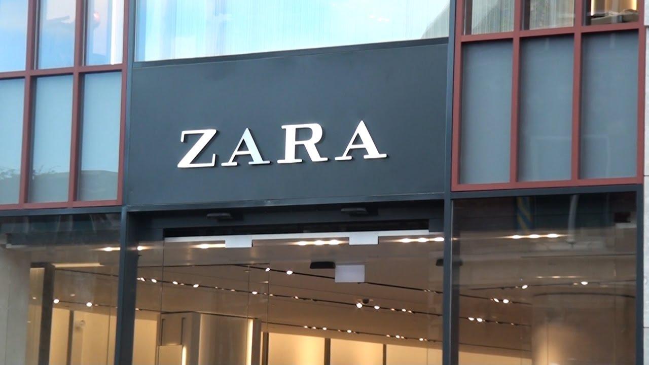 Gptv Winkelketen Zara Opent Deuren In Leeuwarden Youtube