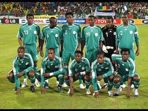 Nigeria - World Cup 2010