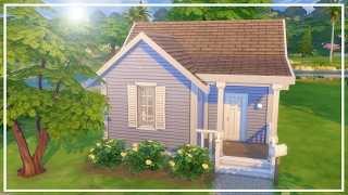 10K STARTER HOME CHALLENGE // The Sims 4: Speed Build