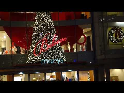 Christmas in San Francisco 2017... Believe!