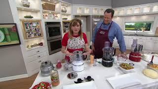 KitchenAid 7-Cup EZ Store Premium Food Processor on QVC