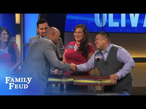 Now you're really up S*** CREEK!   Family Feud