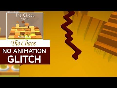 Dancing Line - The Chaos (No Animation Glitch) | SHAvibe