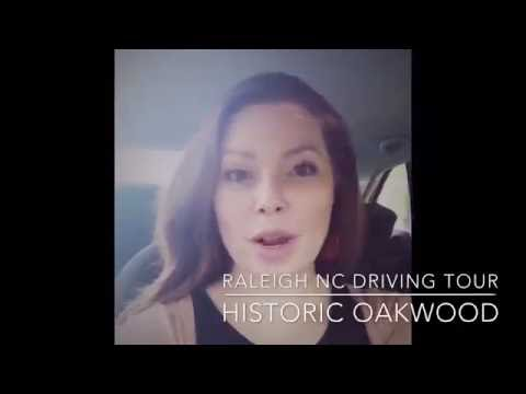 Historic Oakwood Driving Tour | Raleigh NC Neighborhoods