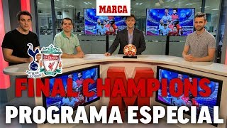 Final Champions League 2019 - Tottenham 0-2 Liverpool