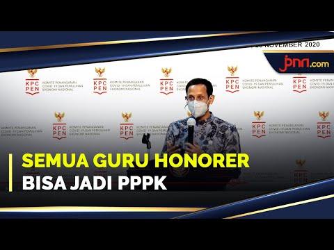 Kabar Baik, 2021 Semua Guru Honorer Berpeluang Jadi PPPK