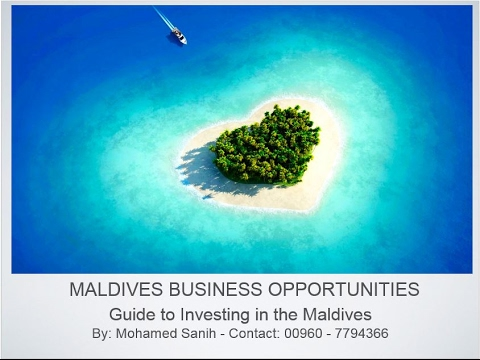 Guide to Investing in the Maldives - Invest Maldives