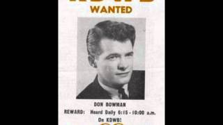 "DON BOWMAN - ""Graduation Day"" (1965)"